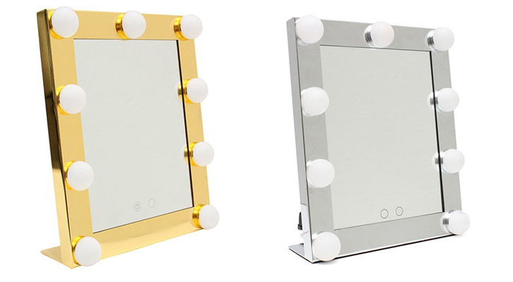 690001 Lighted Makeup Mirror Vanity Mirror with Lights, Touch Sc